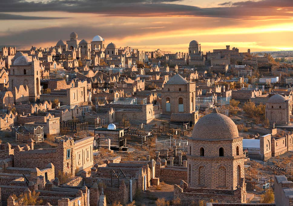 Places To Visit In Uzbekistan ;  guide to Uzbekistan